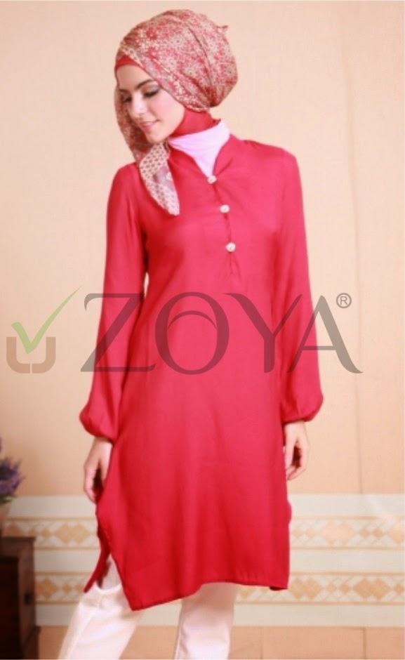 Zoya Modern Jilbab Modis Terbaru Tunik Modern Baju
