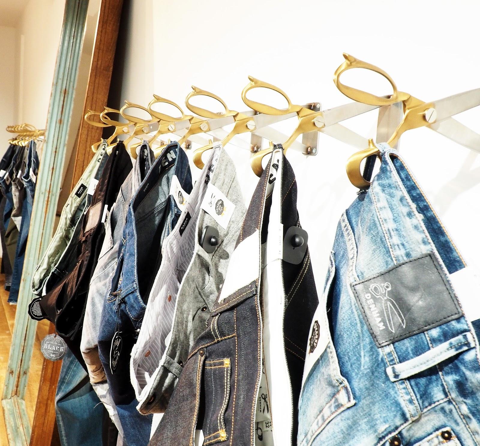 Denham Denim Jeans Leeds