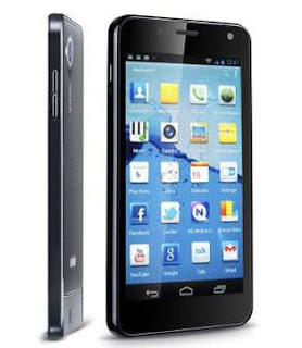 Gionee Dream D1 specs and price