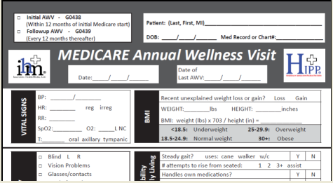 Medicare Advantage Plans now covers Annual Wellness Visit in Aetna (MA)