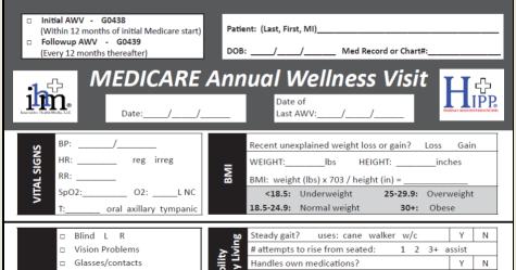 Medicare Advantage Home Health Billing