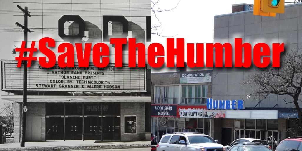 #SaveTheHumber