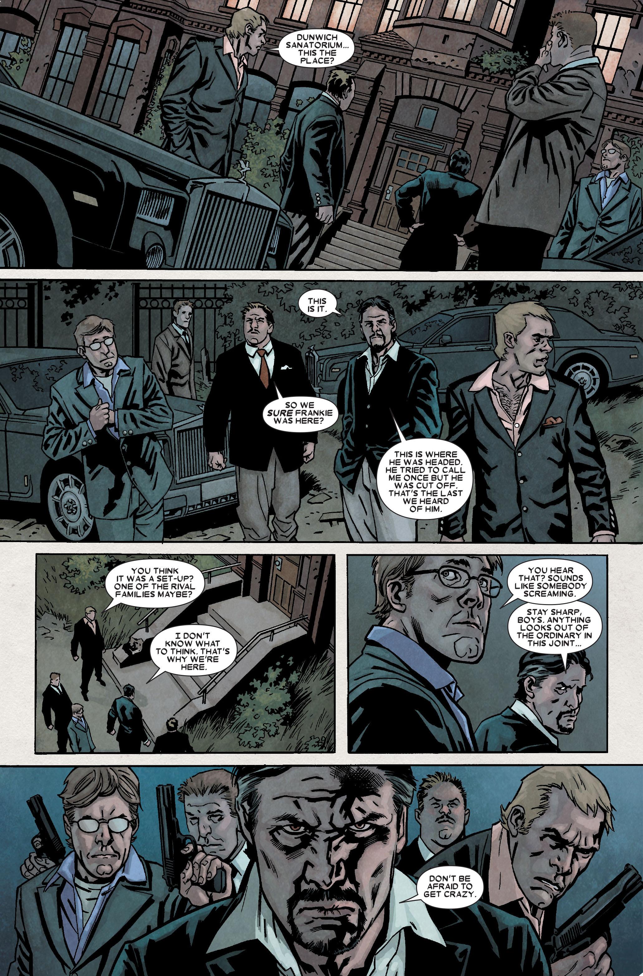 Wolverine: Weapon X #8 #9 - English 23