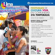 Festival Cultura Viva 2014