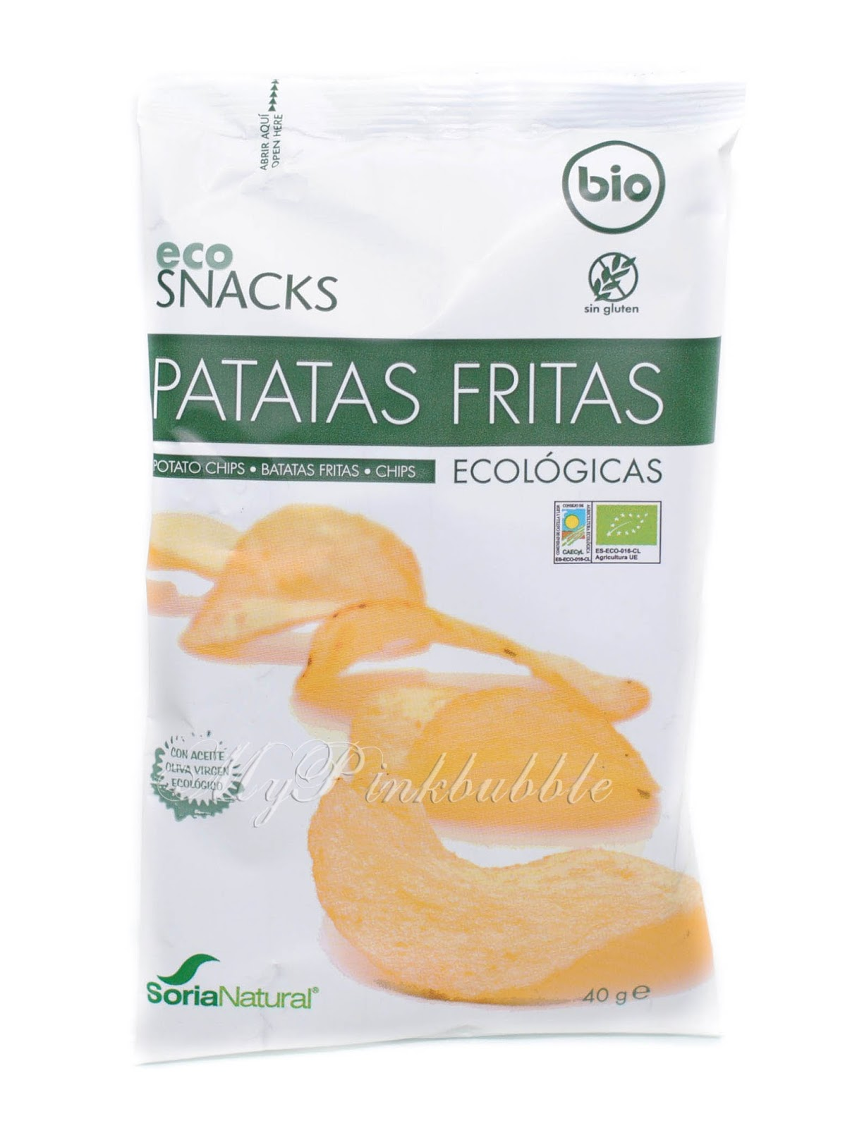 Soria Natural patatas fritas ecologicas