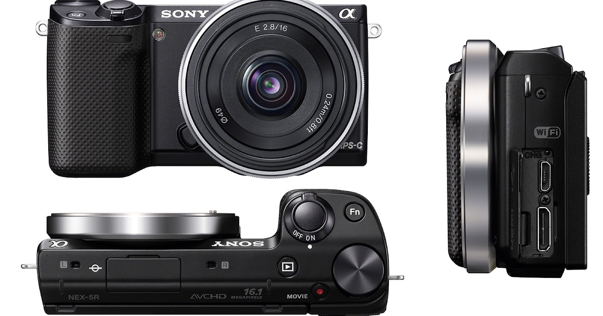 the manual gadget  sony nex 5r user manuals pdf