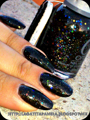 orly androgynie swatches