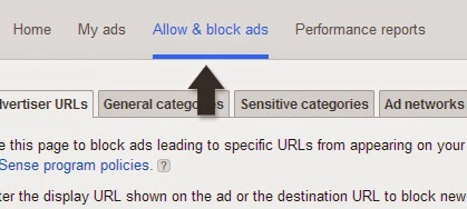 How to Block some Google Adsense Ads?