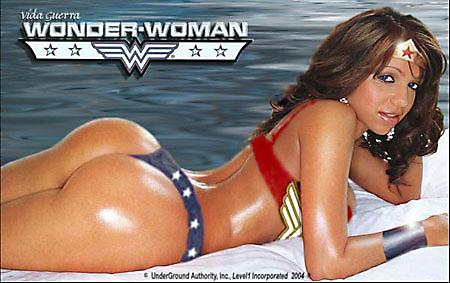 Vida Guerra Wonder Woman Nude Pics 60