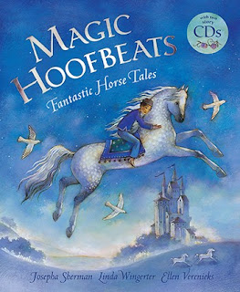 Magic Hoofbeats l Barefoot Books-LadyD
