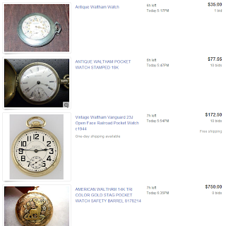 Waltham Watches Online at Ebay