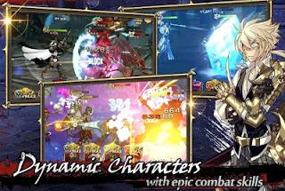 Exos Saga Apk Mod High + Defense + Hp New Version