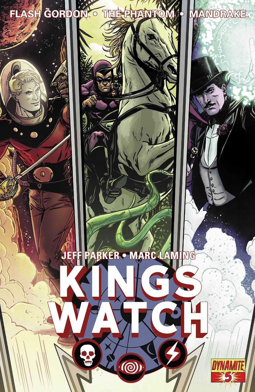 Kings Watch 5 Page 1