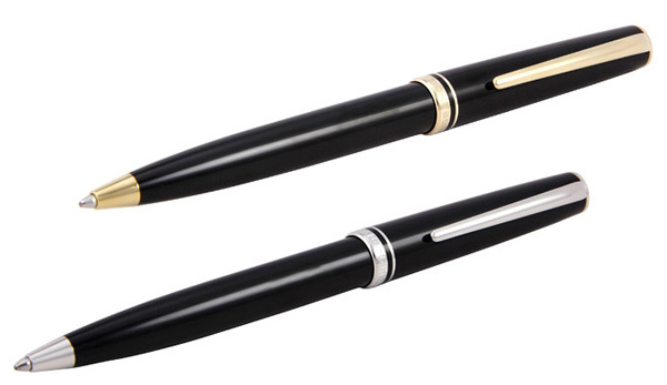 Mont Blanc Ball Point Pen Generation Gold3