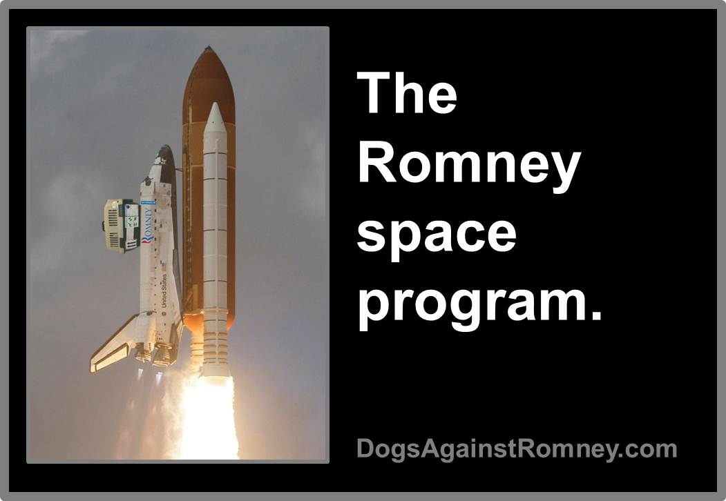 ROMNEY ON MARS 