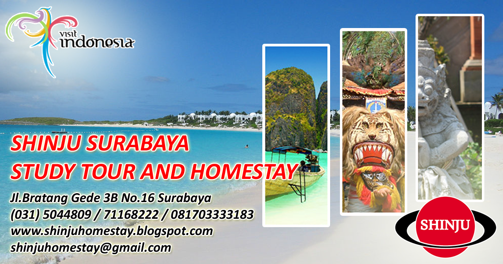 Study Tour and Homestay