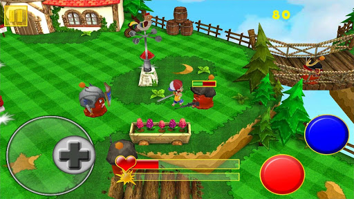 Duncan and Katy para Android, juego de Acción y Aventuras desarrollado en España