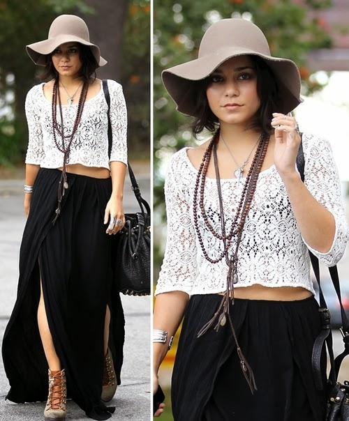 beauty in His name: Steal Her Style: VANESSA HUDGENS