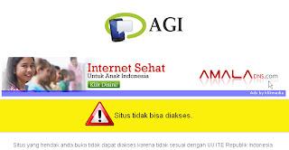 Cara membuka situs yang diblokir atau aplikasi internet yang diblokir ...