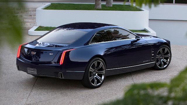 Cadillac Elmiraj Concept rear