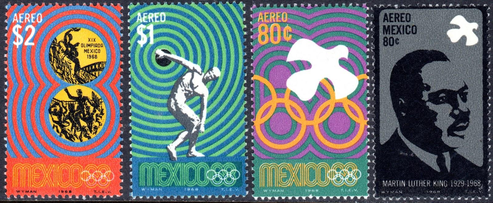 Resultado de imagen para estampillas postales mexico