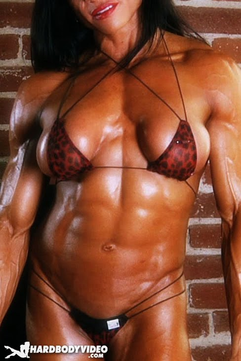 Marina Lopez Female Muscle Bodybuilding Blog HardBodyVideo