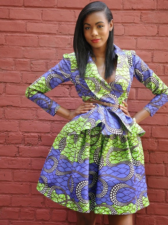 Best Kitenge Designs 2015