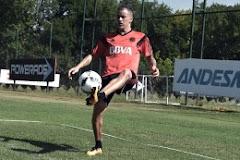.El regreso más esperado: D'Alessandro sería titular ante Belgrano en Córdoba