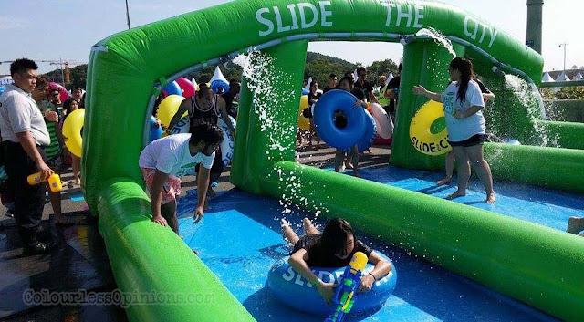 slide the city putrajaya