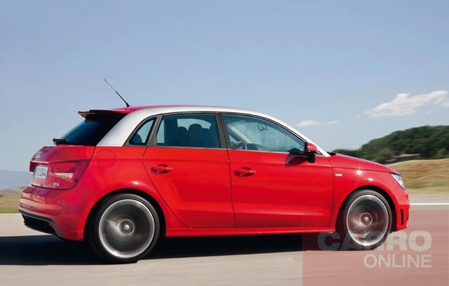 Audi a1 sportback confirmed for brazil garage car for Garage audi a1