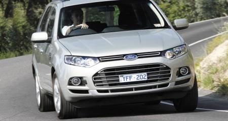 2011 Ford Territory TS Diesel AWD Spec