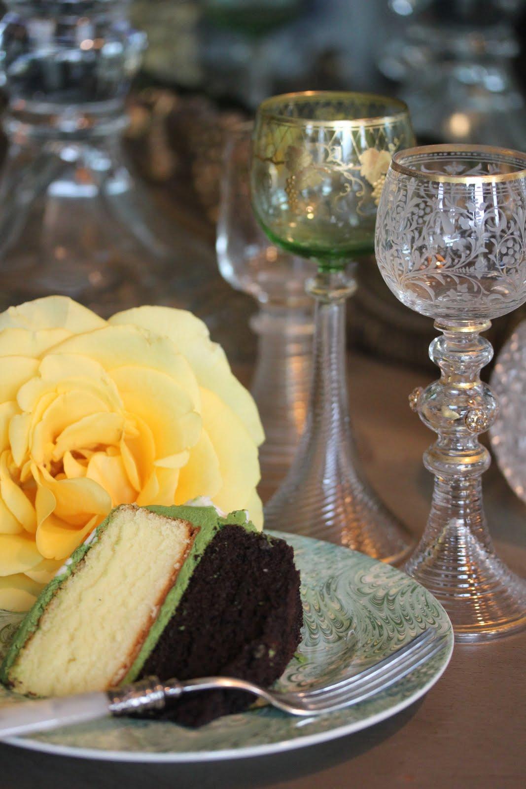 Prime Rib And Chocolate Cake Birthday