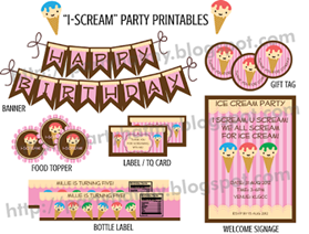 DIY: Party Deco Kit