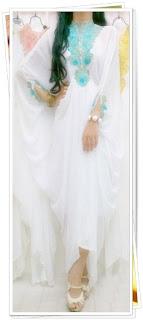 model baju muslim syahrini
