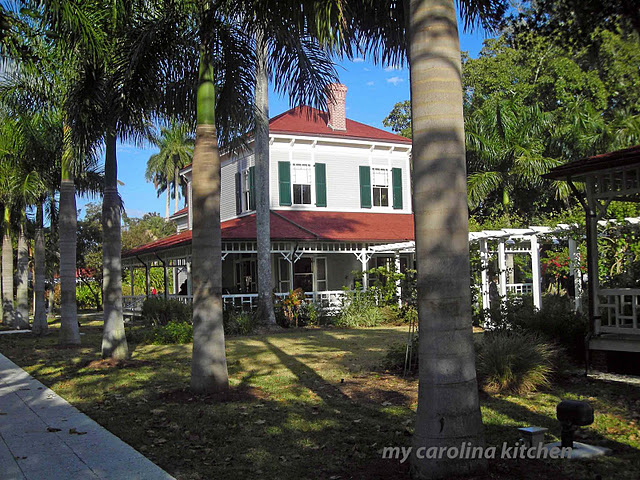 Tour of Thomas Edison?s winter home in Fort Myers, Florida