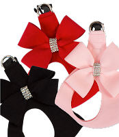 Susan Lanci Nouveau Bow Stepin Harness