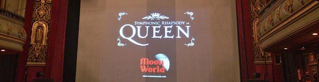 Symphonic Rhapsody of Queen // María García Aguado