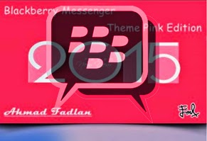 Download BBM Mod Themes Pink Edition Versi 2.6.0.30 Apk