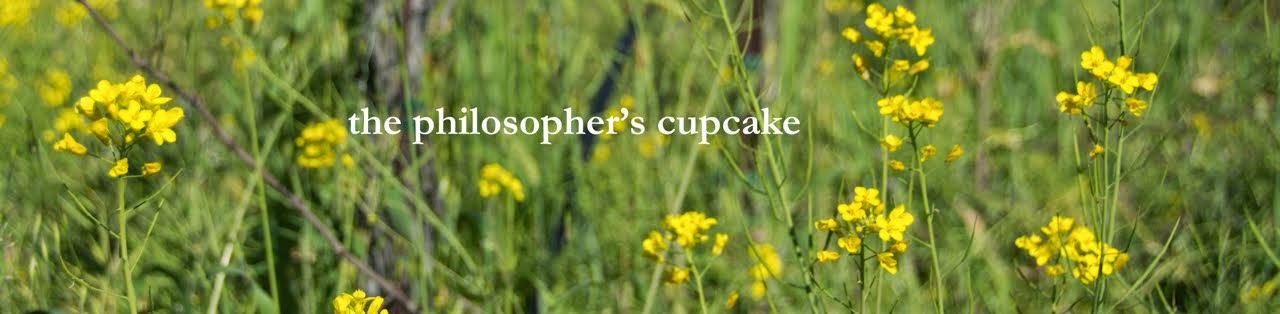 The Philosopher's Cupcake