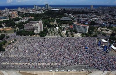 Dia da Paz 2009 - Havana, Cuba