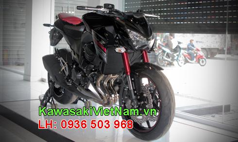Kawasaki Z800 2016 Việt Nam