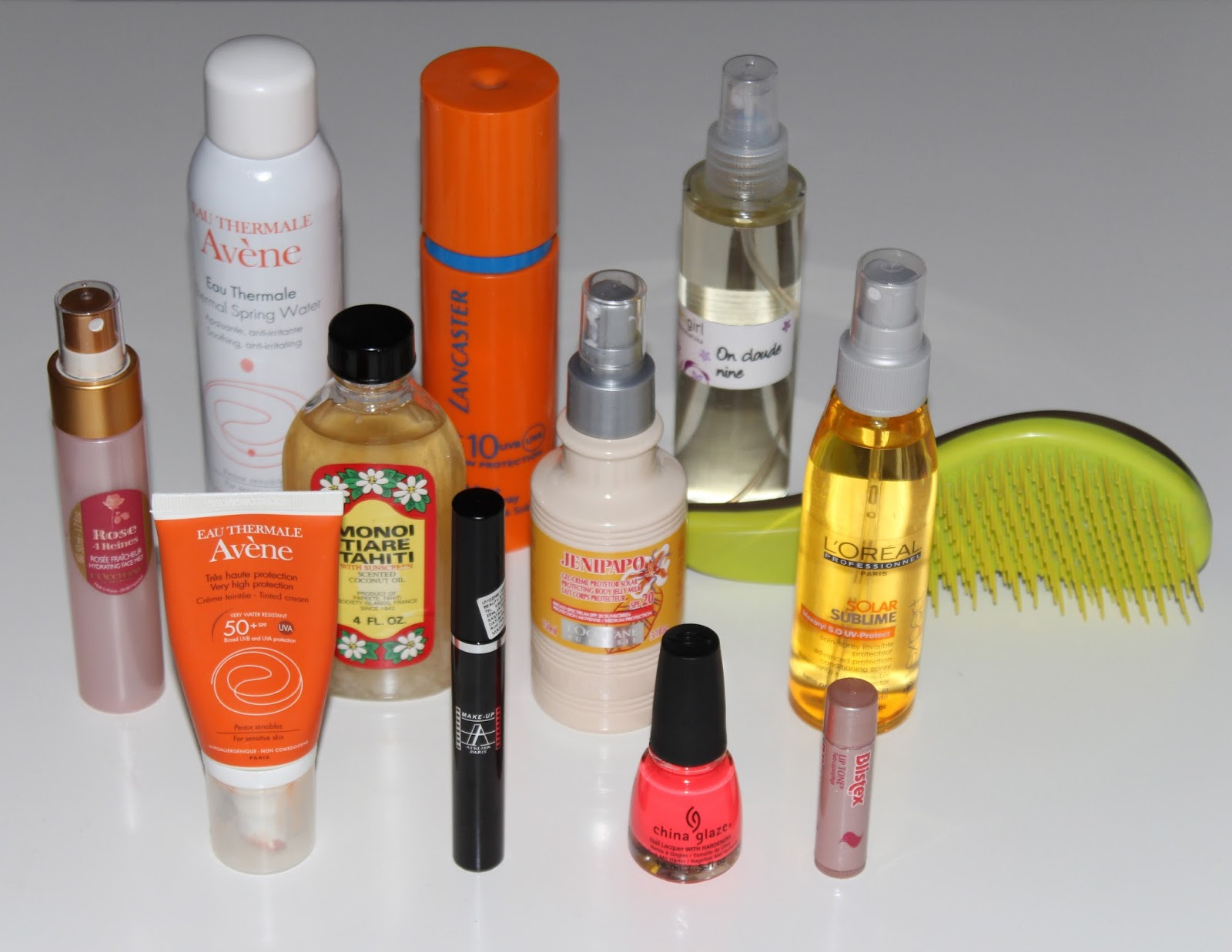 Moj Odabir Proizvoda Za Ljeto: Kozmetika Za Plažu