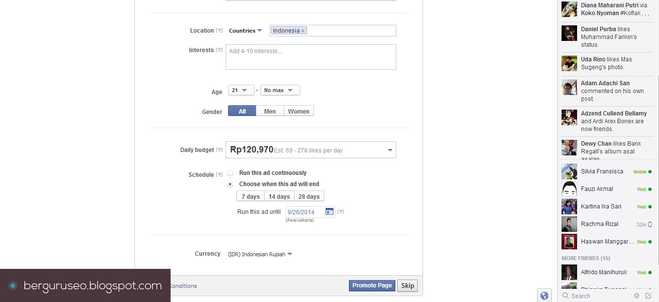 Cara Membuat Fanspage Facebook 6
