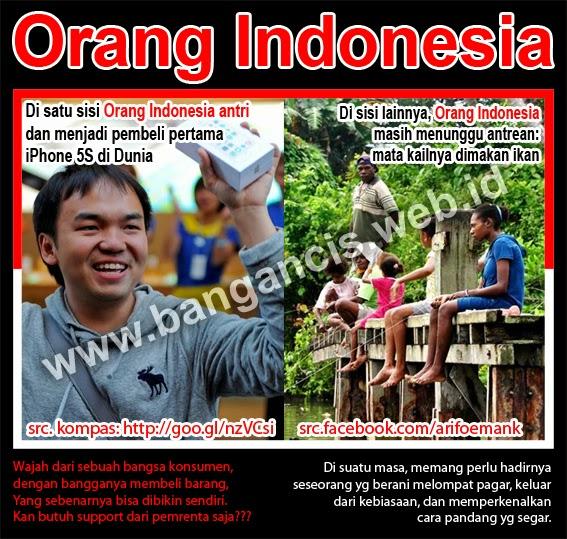 Orang Indonesia Pembeli iPhone 5S Pertama di Dunia