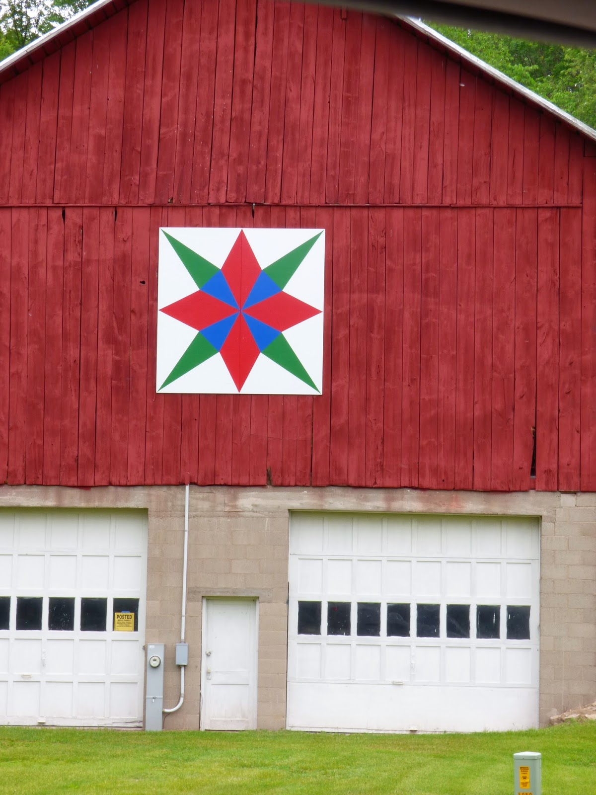 Barn quilt patterns free joy studio design gallery for Free barn designs