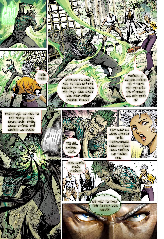 Thần Binh 4 chap 23 - Trang 27