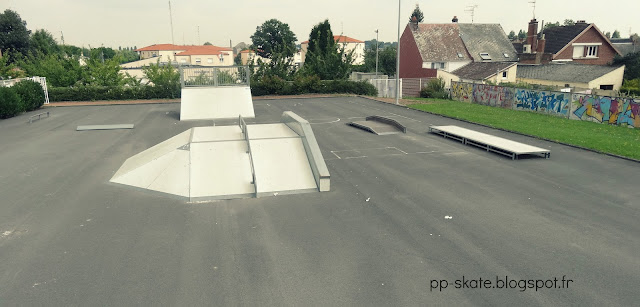Skate park Caudry