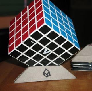 RUBIK – Membuat DUDUKAN BOX dari Kardus Sepatu