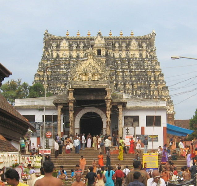 World hindu unity unearthed a rich and glorious past in padmanabha temple thiruvananthapuram - Chambr kochi ...