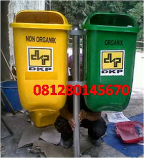 Pilah 2 oval 50 liter Fiber
